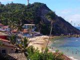 Primeira Praia em Morro do São Paulo