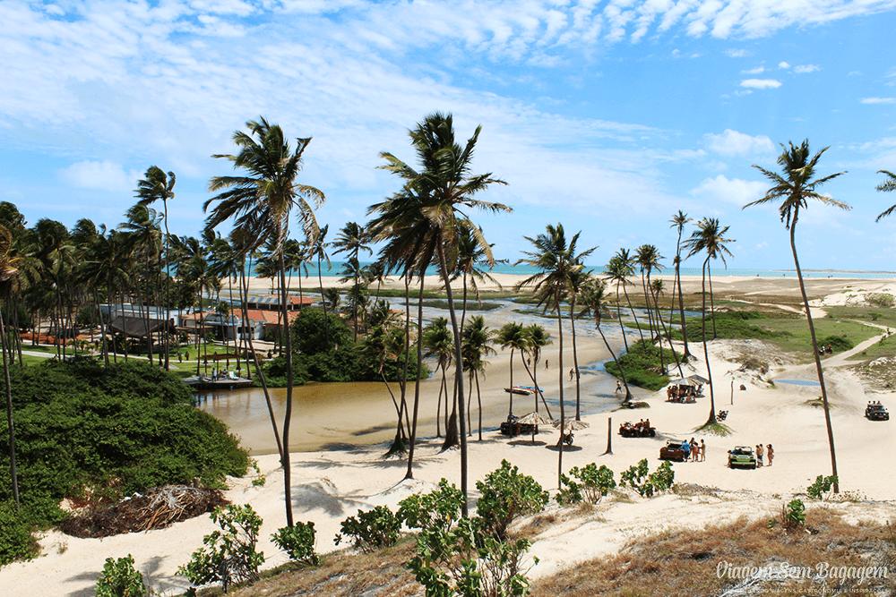 Barra de Punaú - Rio do Fogo RN