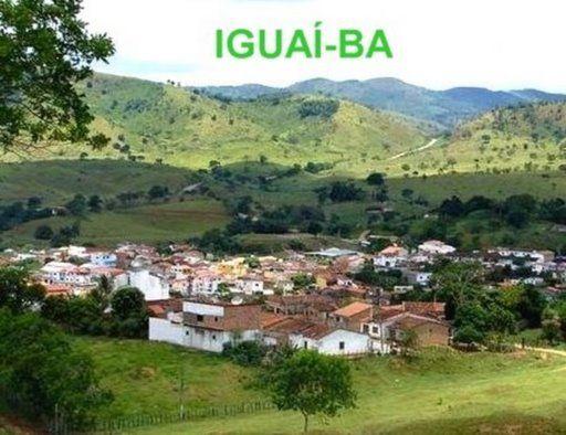 Iguaí na Bahia é para turistas que gostam de contato com a natureza