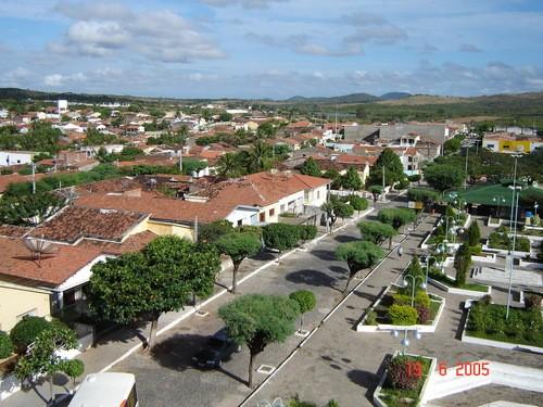 Serra do Vital na Paraíba