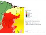 Mapa dos Biomas do Maranhão
