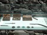 Peças do Museu da Galeria Arte e Memória em Igatu