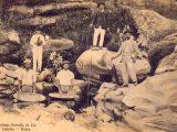História do garimpo em Lençóis na Chapada Diamantina.