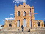 IGREJA DE NOSSA SENHORA SANTANA Construída no séc. XIX em Rio de Contas, porém não foi terminada e é um marco do declínio da extração do ouro.