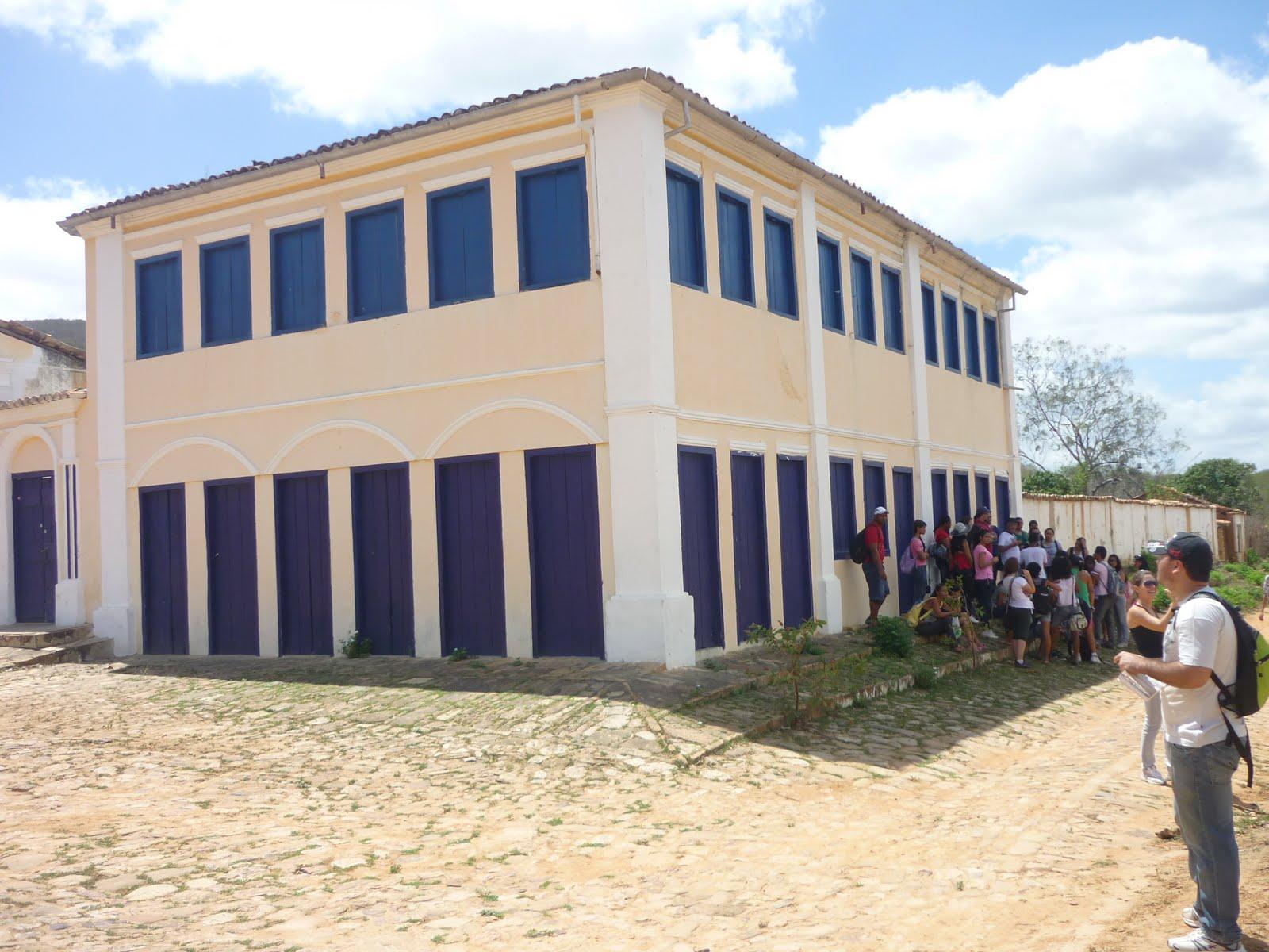 Vila do Ventura e Trilha Rupestre no Morro do Chapéu