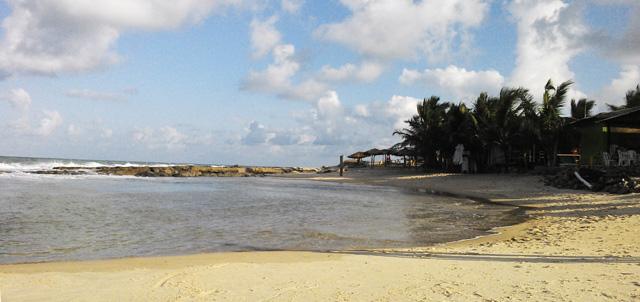 Praia de Tibau do Sul (Praia do Centro)