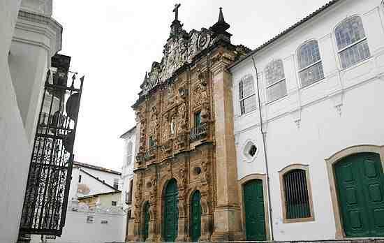 Igreja da Ordem Terceira de São Francisco no Pelourinho