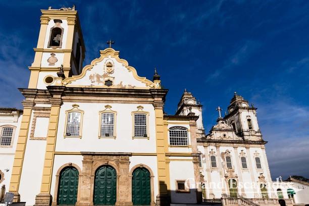Igreja e Convento do Carmo, Pelourinho, Salvador