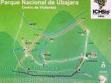 Mapa Parque Nacional de Ubajara
