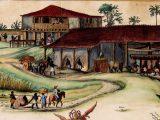 Casa de Engenho - Brasil Colonial.