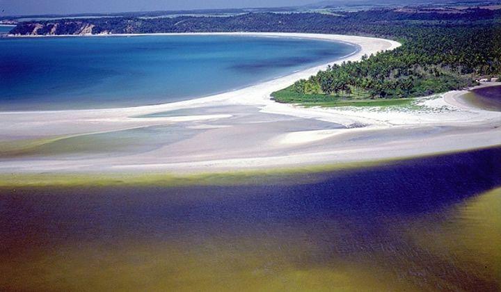 Barra do Camaragibe em Alagoas