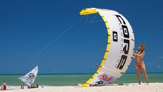 Kitesurf em Tatajuba