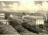 Palácio dos Leões - Foto antiga