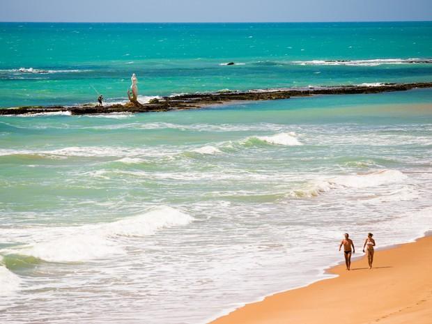 praia do Mirante da Sereia
