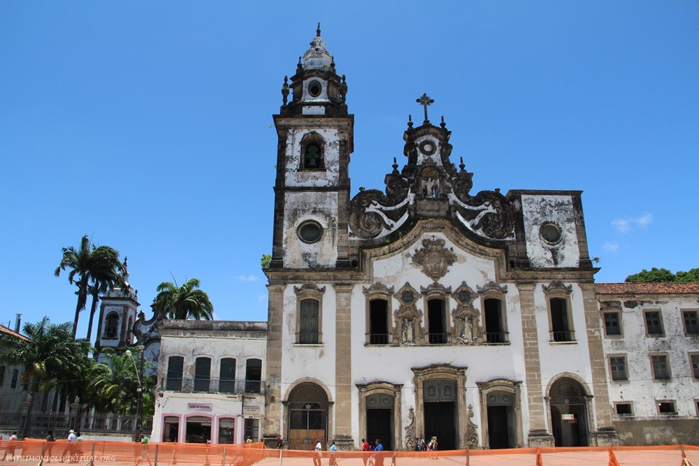 Roteiro Recife Sagrado