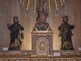 Imagem São Cosme e São Damião na Capela Dourada