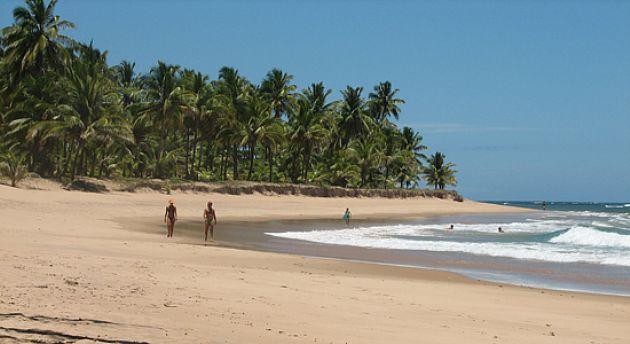 Barra Grande é um dos mais belos pontos de turismo da Bahia