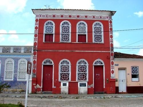 Caravelas é uma cidade histórica