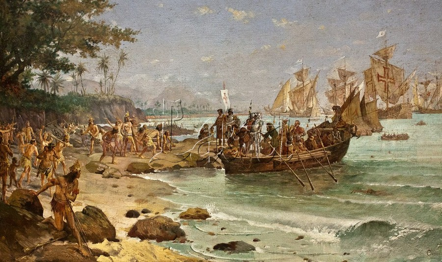 História da Costa do Descobrimento