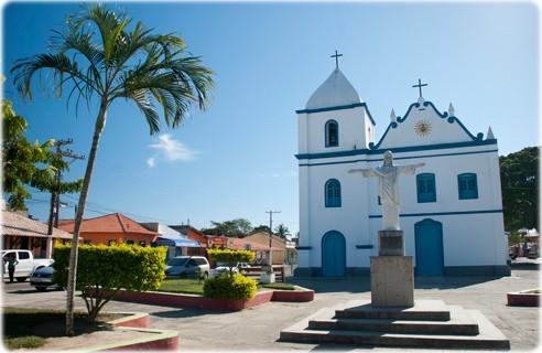 Prado é o portão de entrada da Costa das Baleias