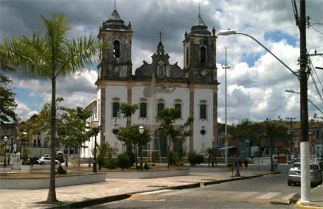 Santo Amaro da Purificação é terra de Caetano Veloso e Maria Bethânia