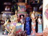 Figuras de ceramica - Tracunhaém PE