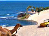 Roteiro Turístico pelo litoral norte do RN – Genipabu, Gostoso e Touros