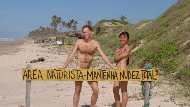 Naturismo no Nordeste e Brasil