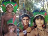História do índio que mantém viva a tradição do povo Macuxí na Paraíba