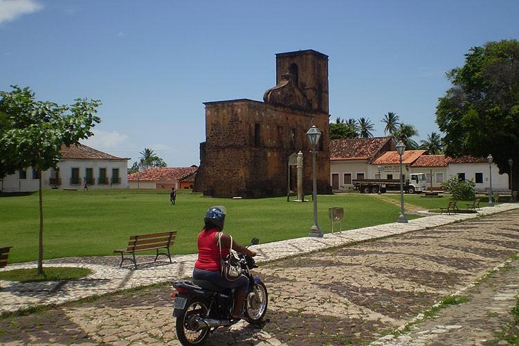 Alcântara tem uma riqueza arquitetônica do século XVII