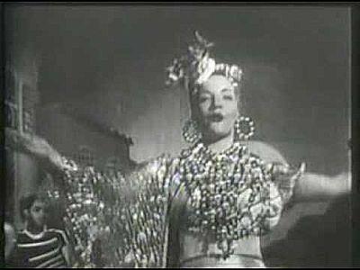 Biografia de Carmen Miranda