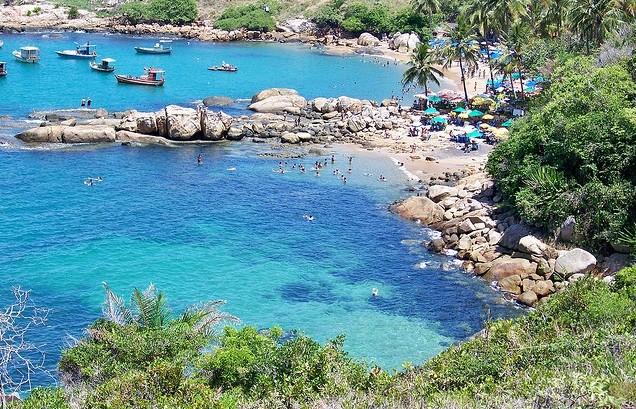 Cabo de Santo Agostinho é o lugar mais ocidental de Pernambuco
