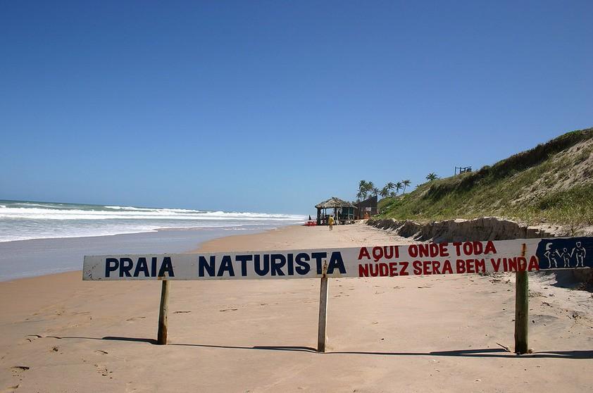 Entre Rios tem a primeira praia de naturismo oficial