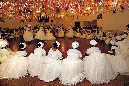 História das religiões afro-brasileiras na Bahia