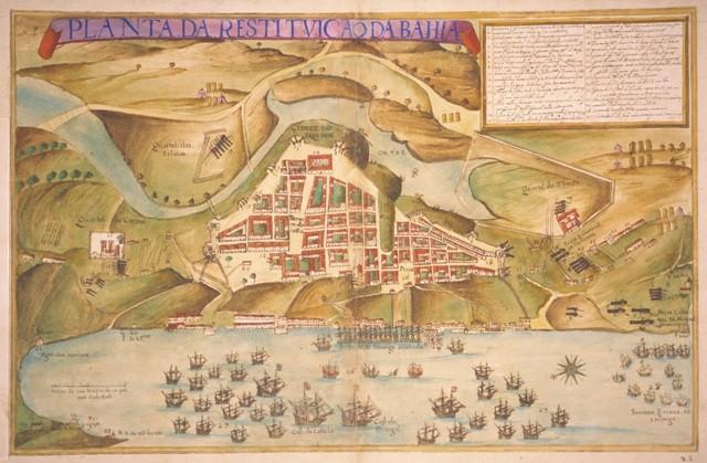 História de Salvador da Bahia
