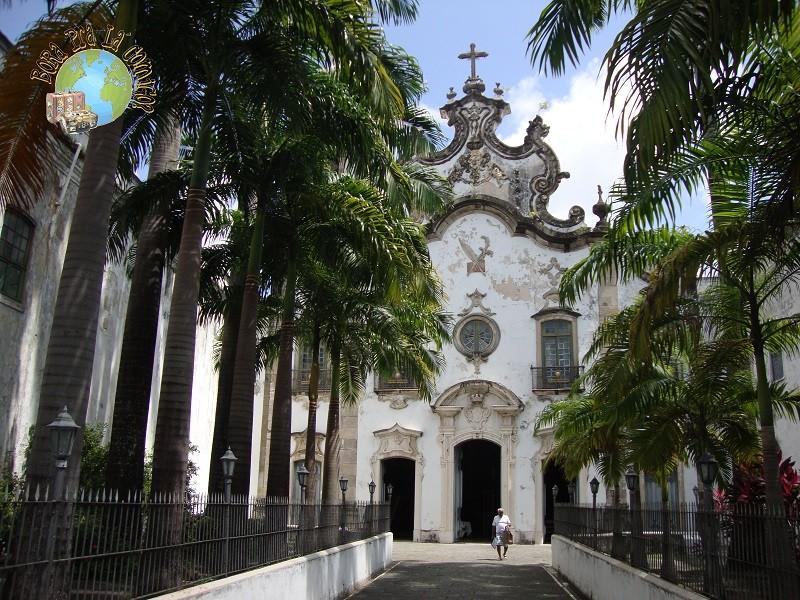 Igreja de Santa Teresa D'Ávila da Terceira Ordem do Carmo