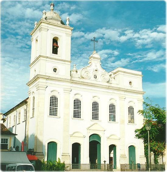 Igreja de São Pedro dos Clérigos em Salvador