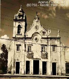 Igreja Nossa Senhora da Boa Viagem em Recife
