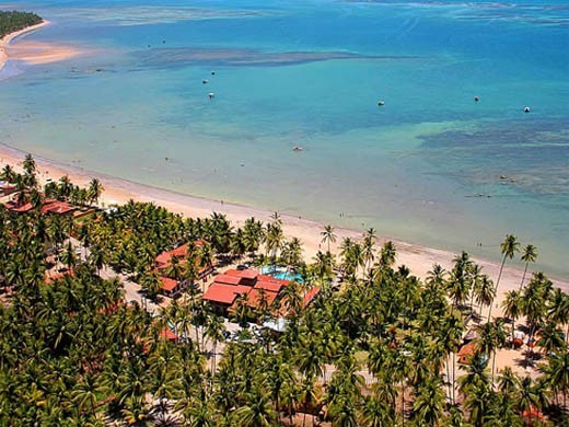 Japaratinga tem praias espetaculares