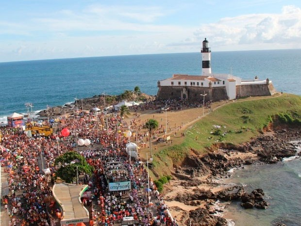 O Carnaval de Salvador é a maior manifestação popular do Mundo