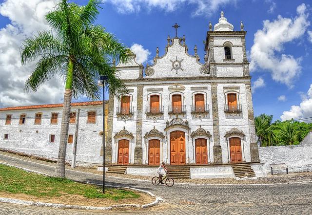O Litoral Norte de Pernambuco tem um dos sítios históricos mais importantes da região