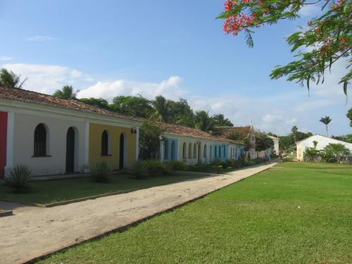Porto Seguro é o início do Brasil