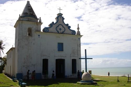 Santa Cruz de Cabrália é uma cidade histórica de grande importância