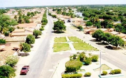 Santa Rita de Cássia com ar bucólico de cidade pequena do interior
