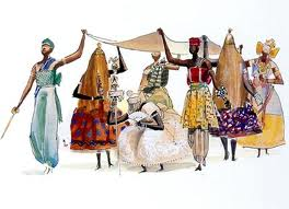 Umbanda de origem de uma religião genuinamente brasileira