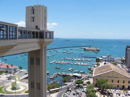 Vídeo sobre Salvador da Bahia