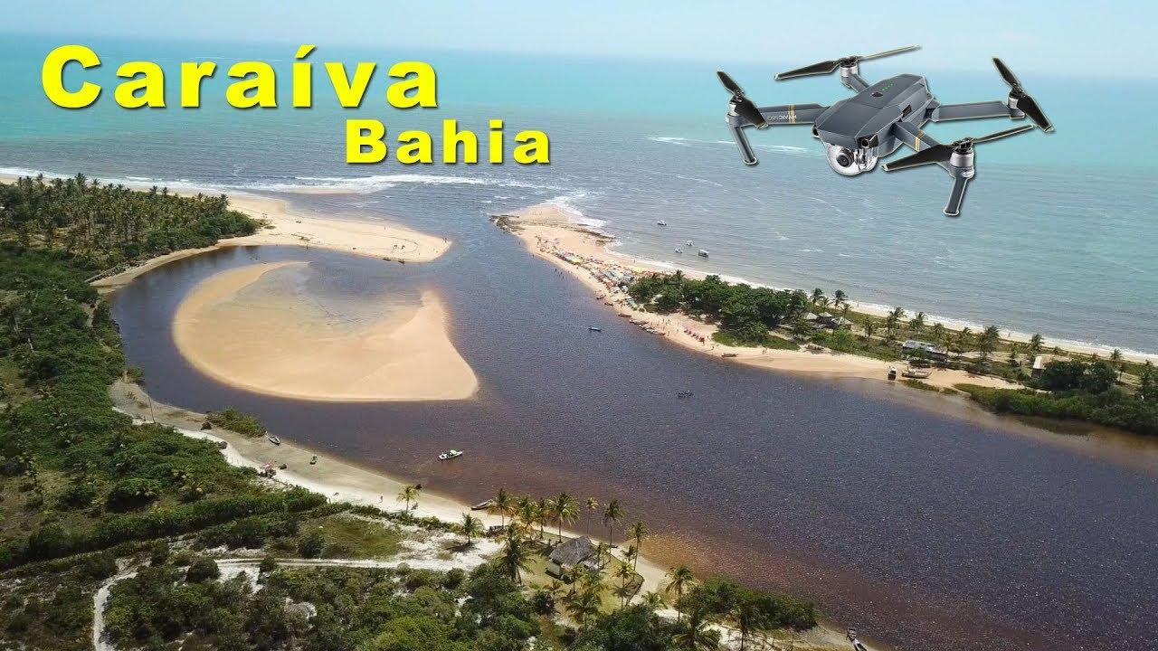 Caraíva - drone