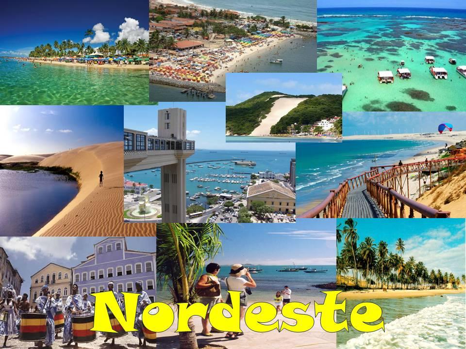 Pontos Turísticos do Nordeste