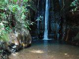 Cachoeira do Capelão no Complexo da Pedra Caída