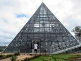 Pirâmide no Complexo da Pedra Caída